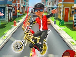 Bike Blast game