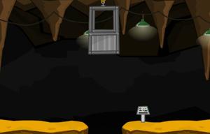 Mission Escape Mine game