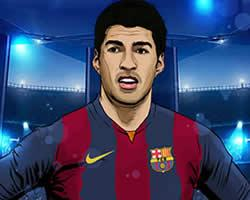 Suarez Puzzle game