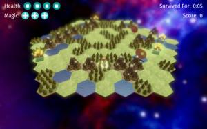Intergalactic Gold Rush game