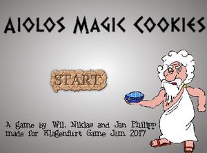 Aiolos Magic Cookies game