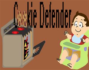 Cookie Defender game
