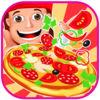 play The Cooking Game: Yummy Pizza