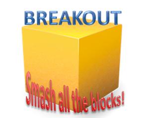 Breakout! By Daniela Sanchez game