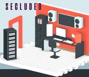 Secluded game