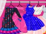 play Barbie Polka Dots Style