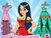 play Princess Prom Dress Design