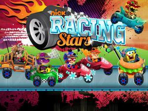 Nickelodeon Racing Stars Racing game
