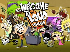 Loud House Welcome To The Loud House Role Playing game