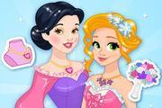 play Design Your Princess Dream Dress Girl