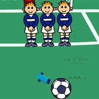 play Goal Shoot