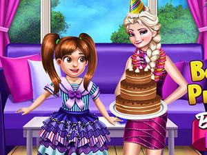 play Baby Princess Birthday Party