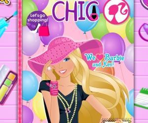 play Barbie'S Glossy Magazine