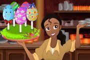 play Princess Easter Egg Decoration