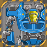 Amazing Robots - A Free Puzzle game