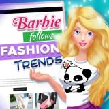 play Barbie Follows Fashion Trends