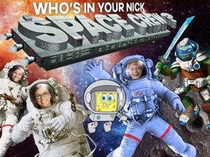 Nickelodeon: Who'S In Your Nick Space Crew? Quiz game