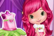 play Strawberry Shopping Spree Girl