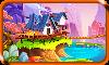 play Build Farm House Bridge