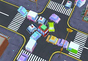 play Traffic Chaos