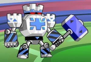 play Fuzzmon Vs Robo
