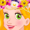 play Rapunzels Flower Crown