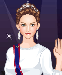 play Royal Wedding Guest Dress Up Game