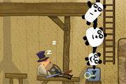 play 3 Pandas Girl