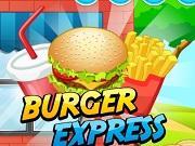Burger Express game