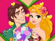 play Rapunzel Blooming Romance