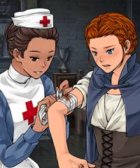 play Manga Creator Vampire Hunter Page 7 Game