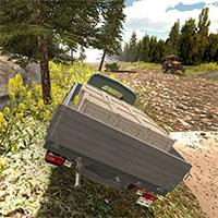 play Russian Offroad Pickup Driver