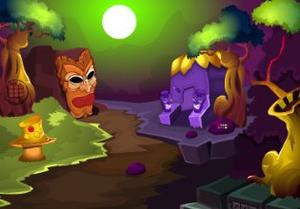 play Mystical Forest Escape (Mirchi Games