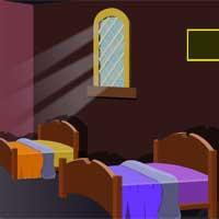 play Dark Brown Room Escape Escapegamestoday