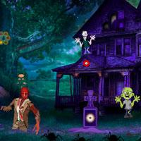 play Zombies Abandoned Graveyard Escape