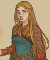 play Viking Woman Creator Game
