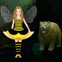 Escape Game Save The Queen Bee game