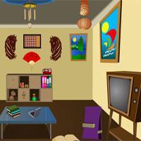 play Cute Green Home Escape Escapegamestoday