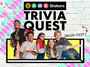 Game Shakers: Trivia Quest Quiz game