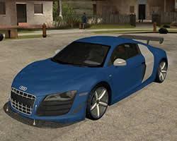 Audi R8 game