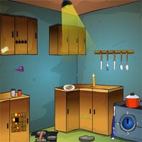 play Kitchen Backyard Escape Geniefungames