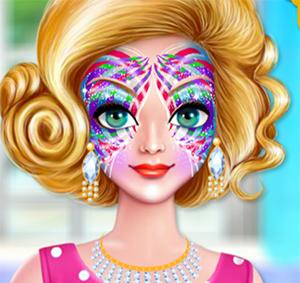 play Alyssa Face Art