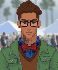 play Hipster Maker Boy Creator Game