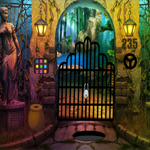 Old Scary Palace Escape game