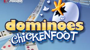 Dominoes: Chickenfoot game