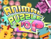 play Animal Puzzle Pop