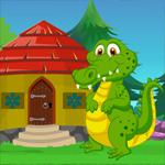 Cartoon Dinosaur Rescue game