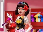 Flower Spring Ball2 game