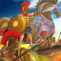 play Troy Solitaire Htmlgames