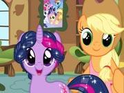 play My Little Pony Hair Salon